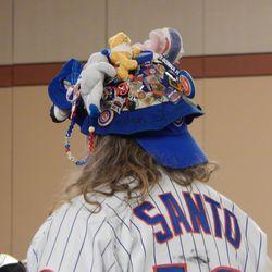 Crazy Hat Lady
