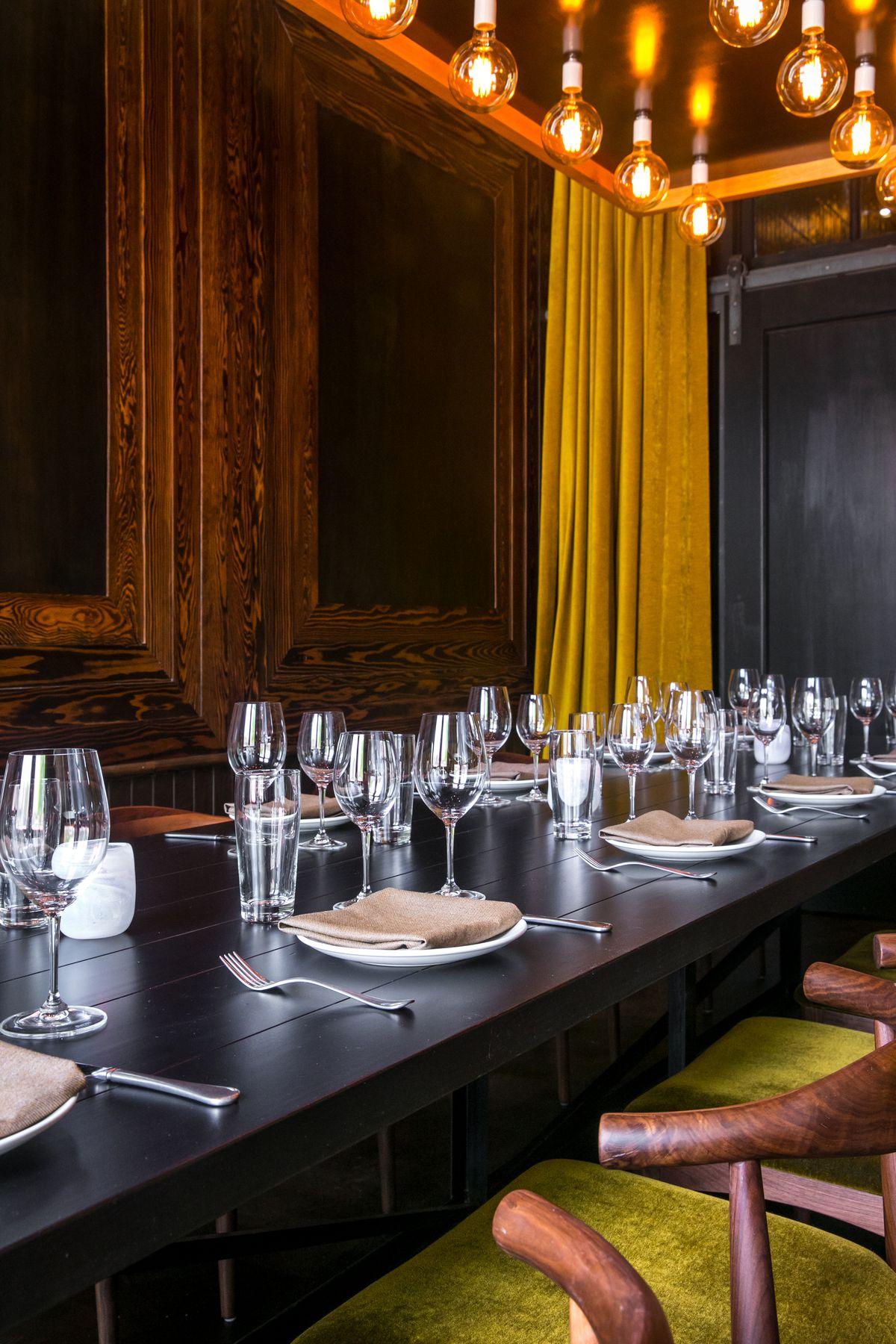 Spanish Tapas Restaurant Iberian Pig Opens In Buckhead