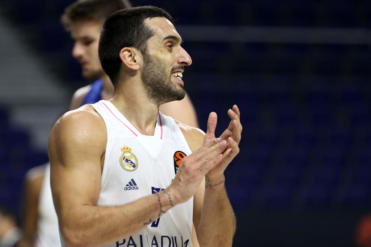Real Madrid v Maccabi Playtika Tel Aviv - Turkish Airlines EuroLeague
