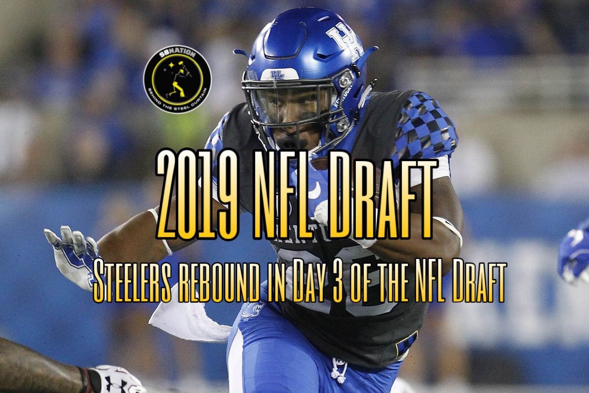 uk availability cb89a 5212b Podcast: Steelers finish strong on Day 3 of the 2019 NFL ...