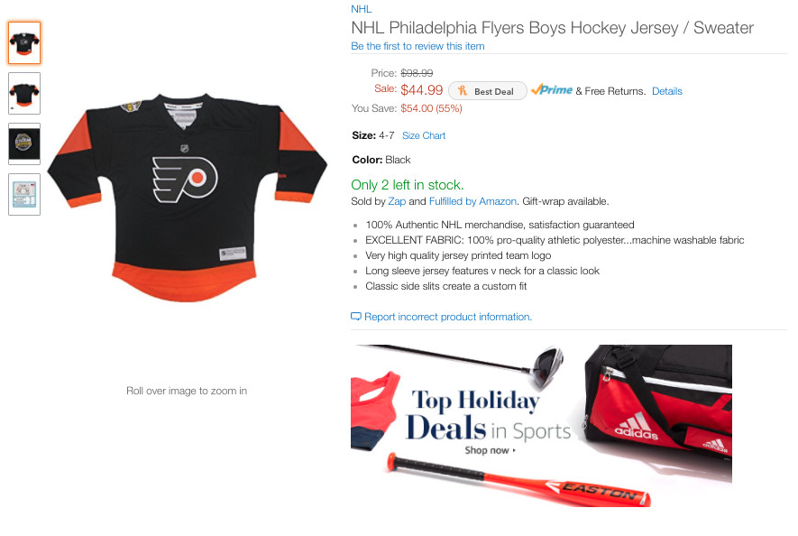 fc69710a329 These could be the Flyers Stadium Series jerseys - Broad Street Hockey