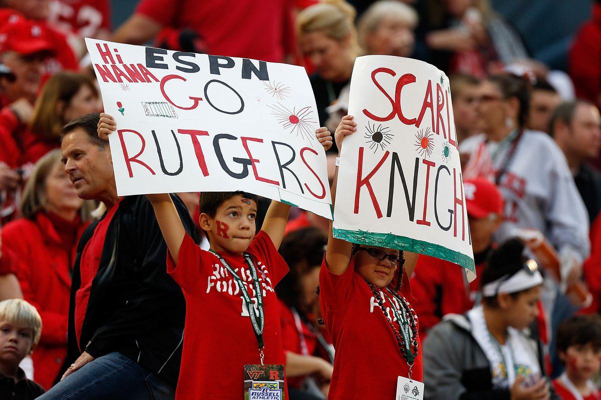 Russell Athletic Bowl - Rutgers v Virginia Tech