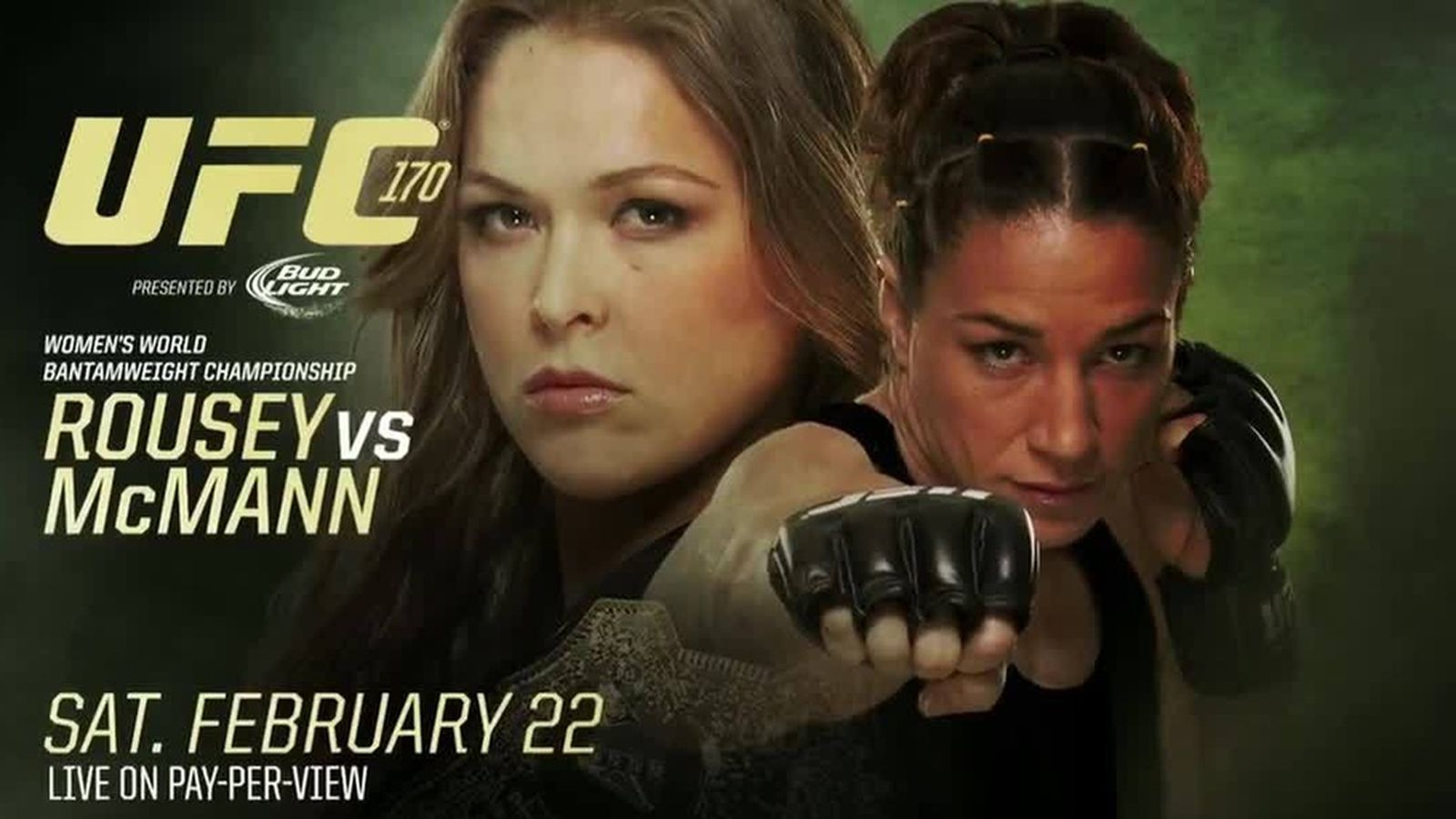 Ufc 170 Fight Card Previews Predictions And A Complete