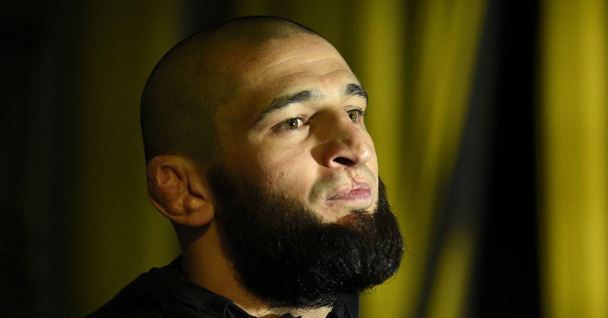 Khamzat Chimaev appears to announce retirement, but Dana White says star 'emotional,' will return - MMA Fighting