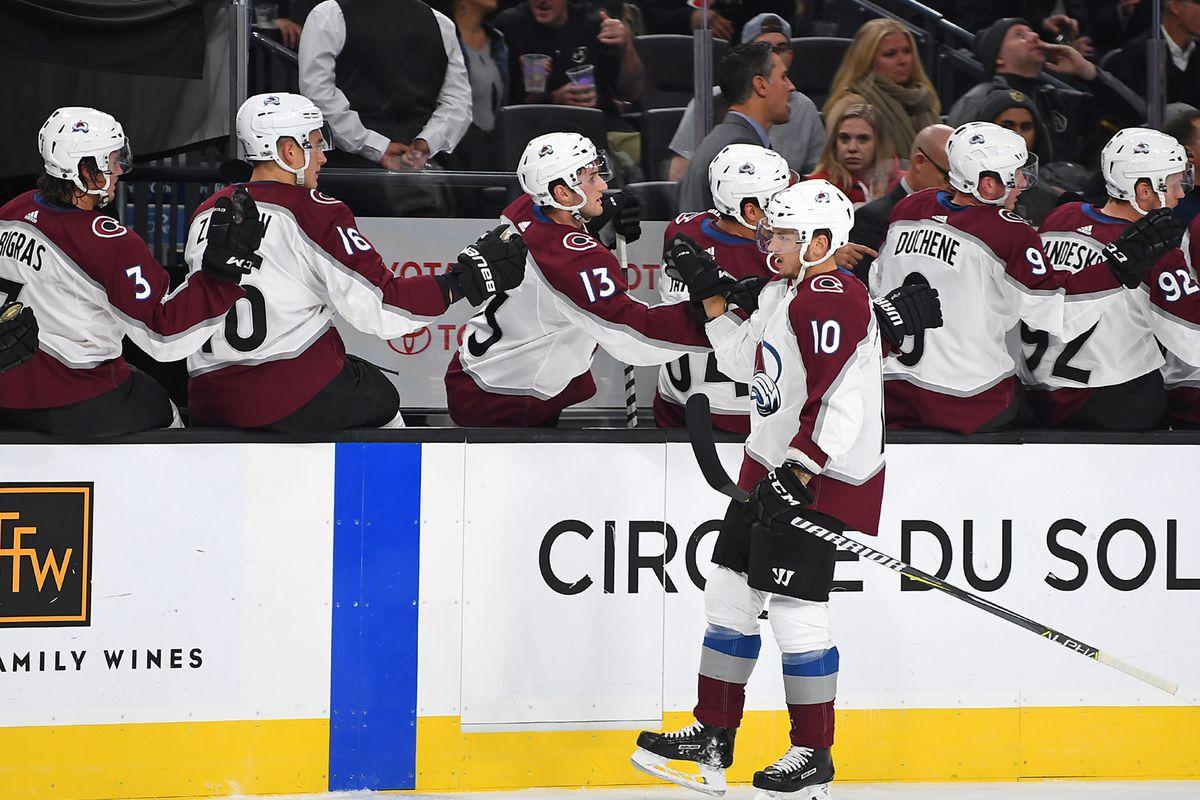 b6502730a77 Colorado Avalanche release 2018-19 preseason schedule - Mile High Hockey