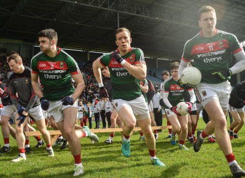 The Mayo GAA Gaelic Football team. | Mayogaa.com