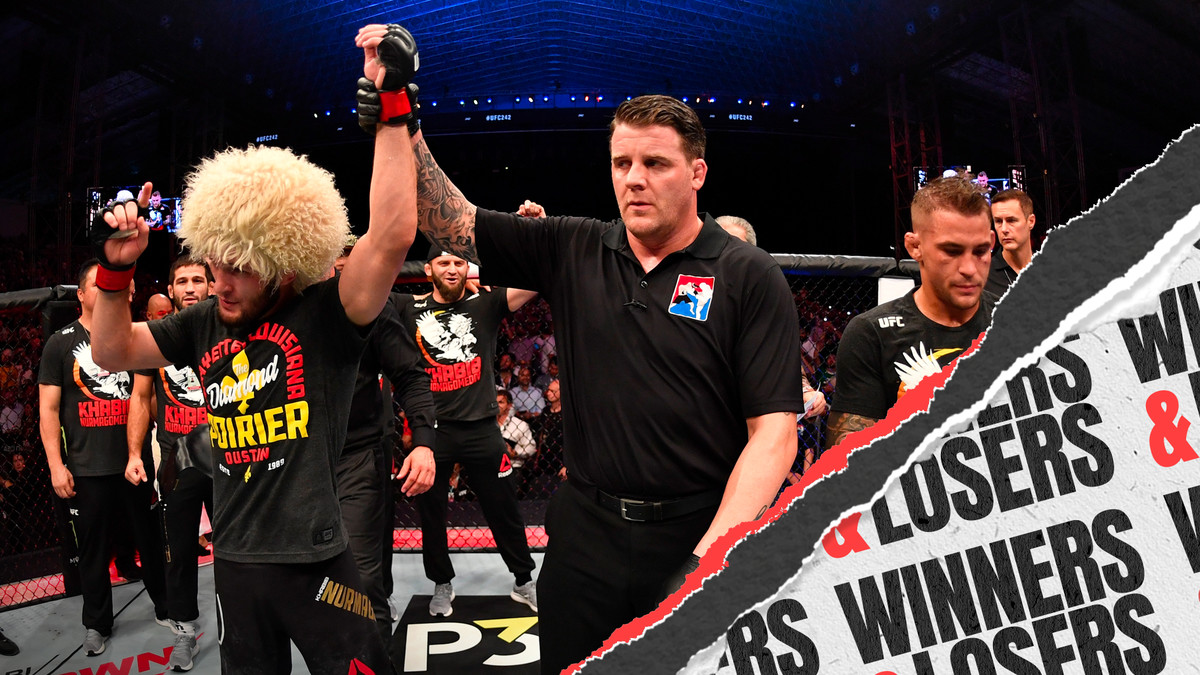Bloody Elbow, for MMA and UFC news