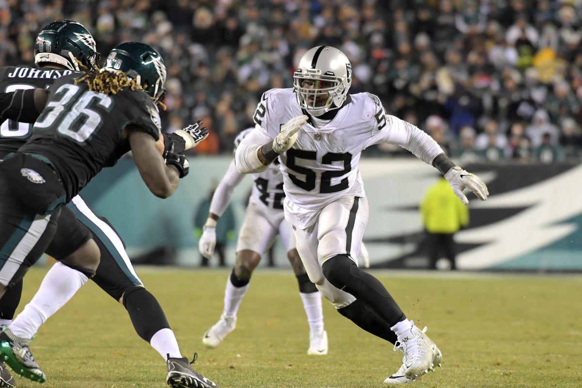 NFL: Oakland Raiders at Philadelphia Eagles