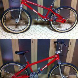 "Supreme x Brooklyn Machine Works 24"" Bicycle; 1998"