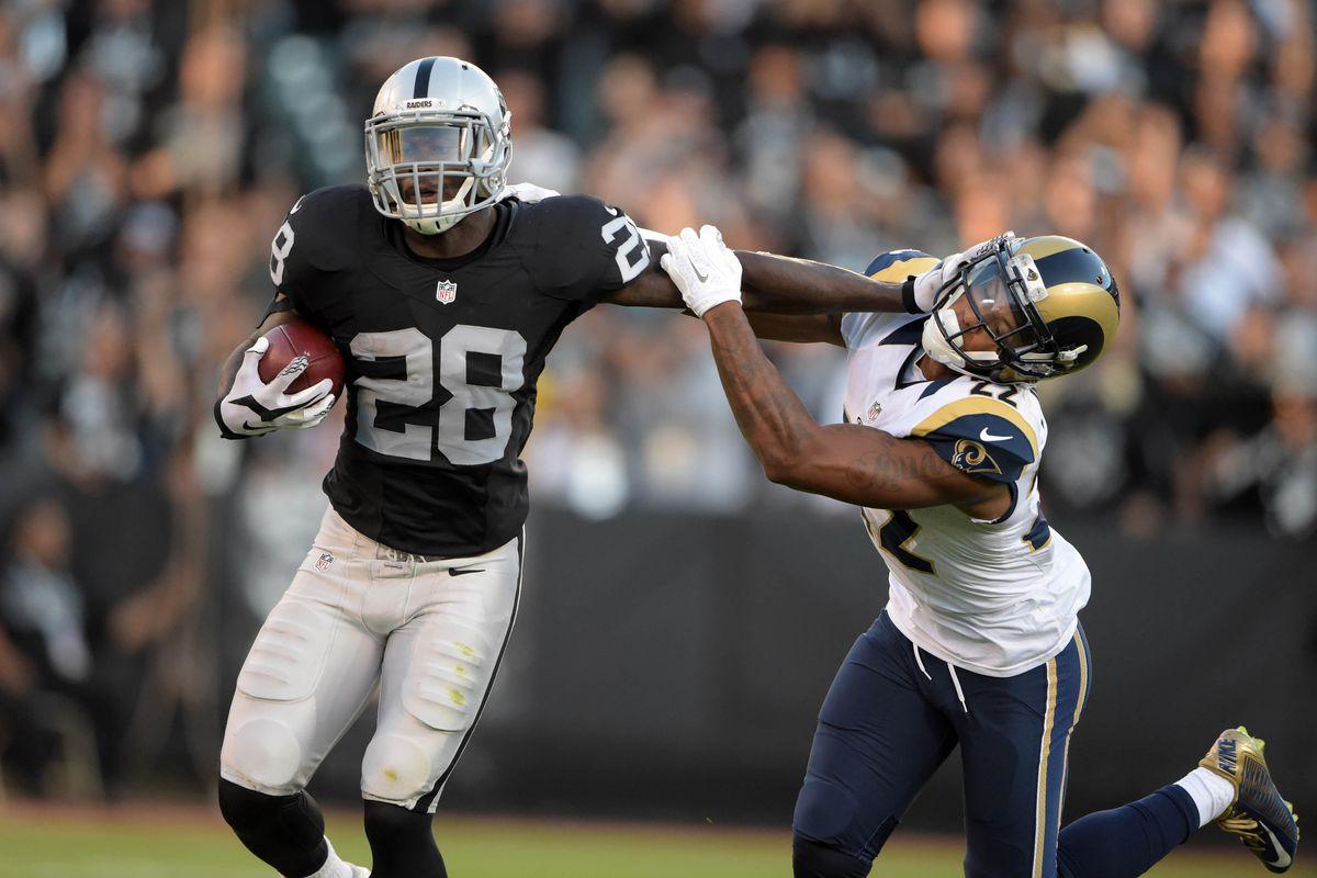 The sky's the limit for Raiders running back Latavius Murray - SBNation.com