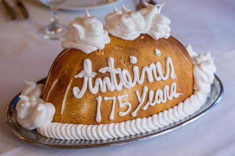 Chef Michael Regua Talks Baked Alaska Antoine S 175th Birthday Eater New Orleans