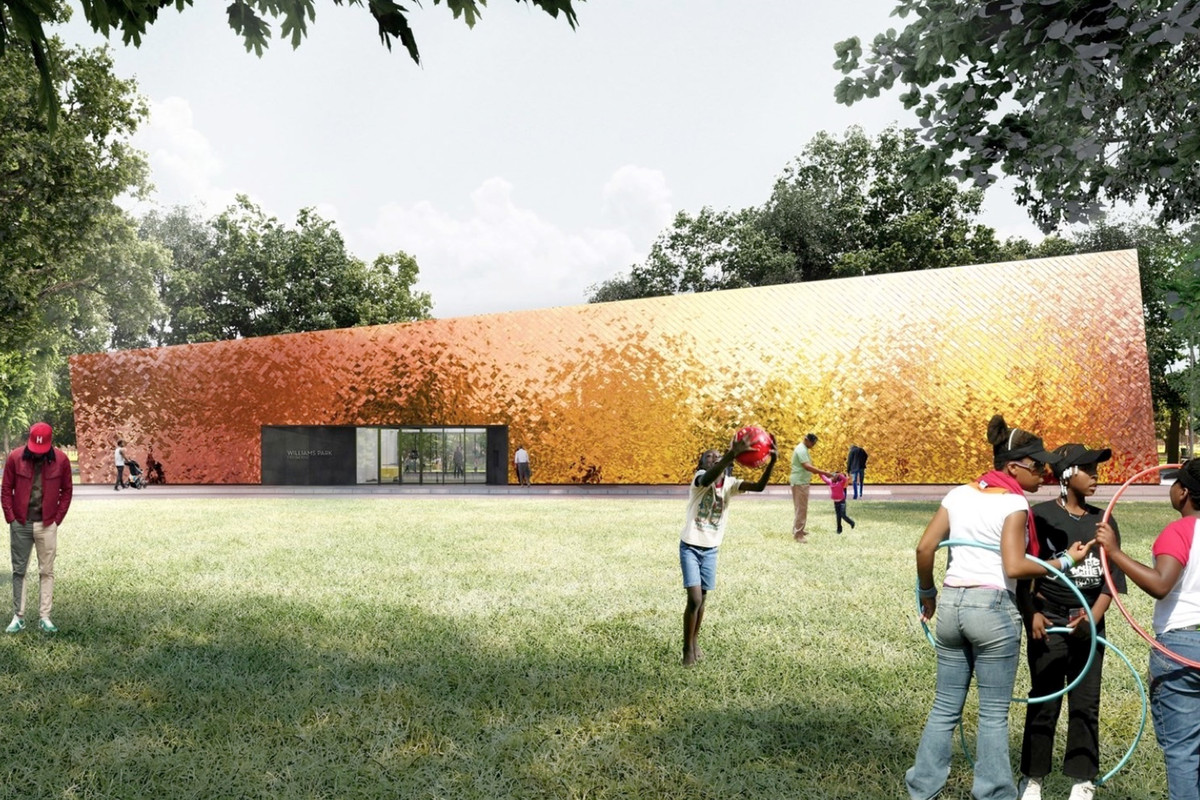 Bronzeville S Williams Park To Get Scaly Fieldhouse
