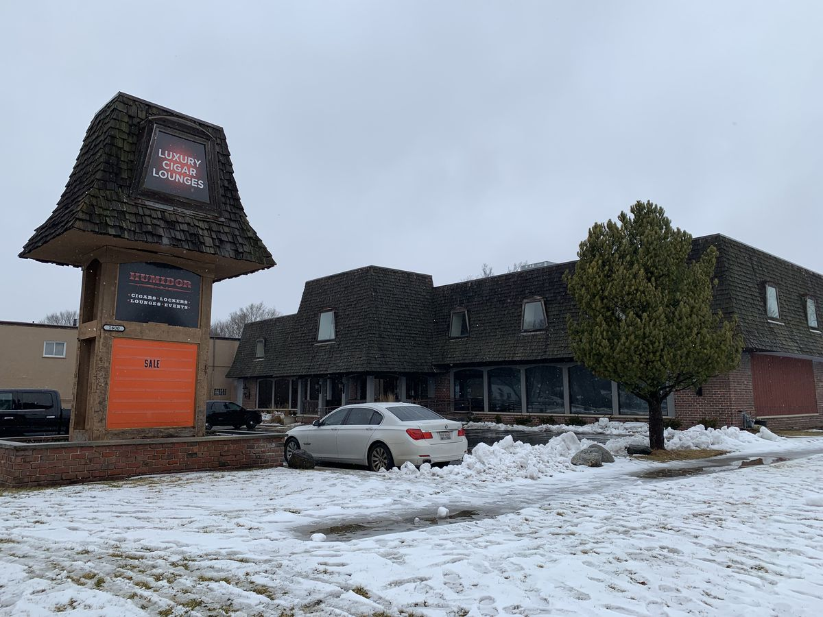 A Hyde Park women opened fire on three state troopers, killing one, before fatally shooting herself late Friday at the Humidor, located at 1600 Ogden Ave. in Lisle.