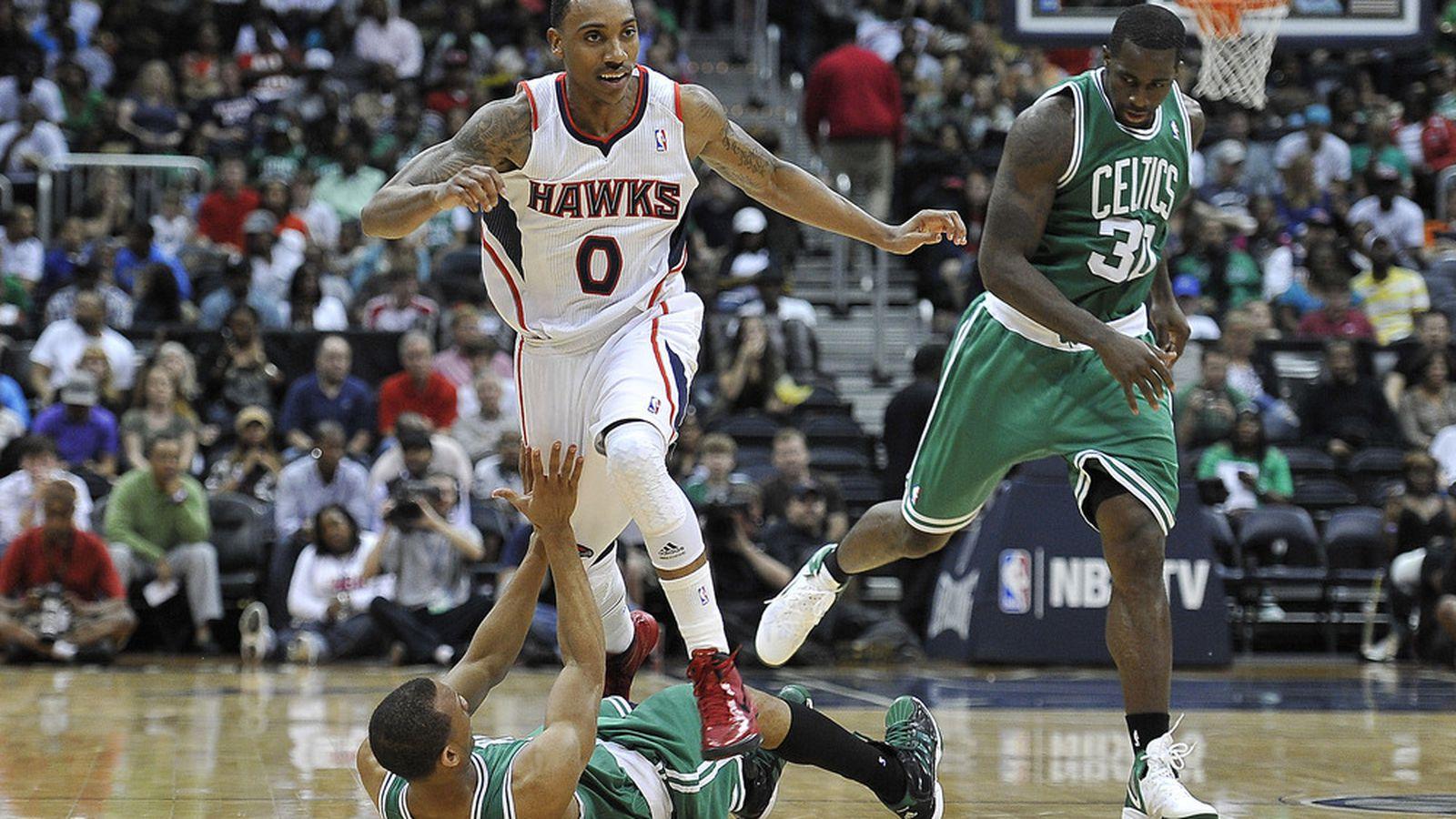 2012 NBA Playoffs, Celtics Vs. Hawks Game 1: Game Time, TV ...