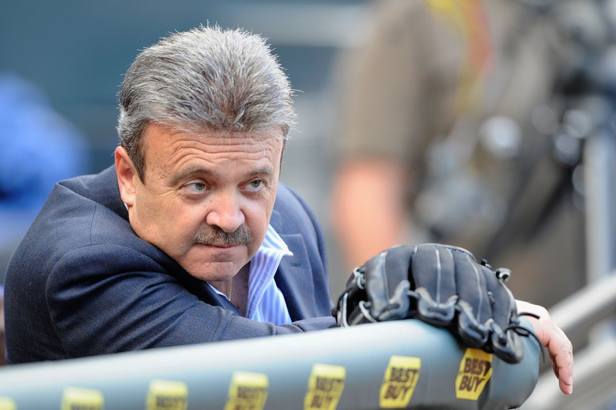 Ned Colletti gave his thoughts on the Dodgers roster heading into 2012.