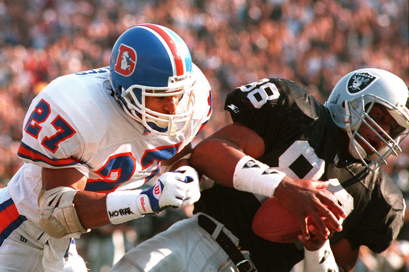 Reason #7 - Steve Atwater never let up