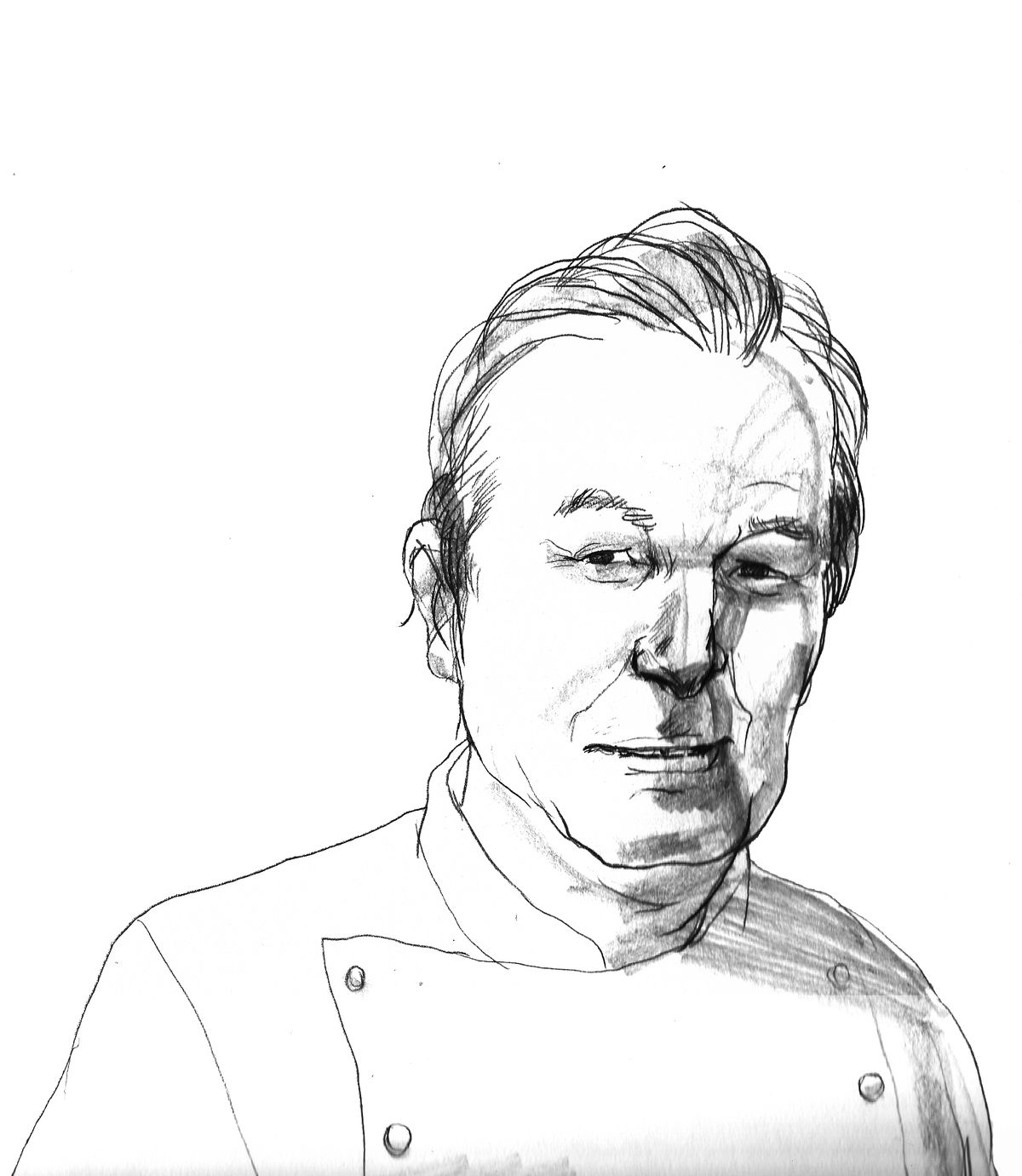 Jeremiah Tower is on his scarred, ancient-looking flip phone in a taxi in  Mérida, Mexico, answering the call that, in a few weeks, will make him chef  at ...