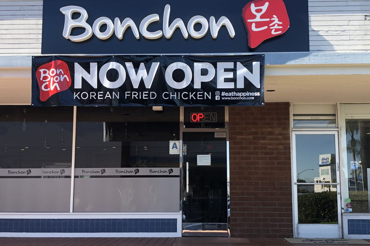 Famous Korean Fried Chicken Arrives in Kearny Mesa - Eater