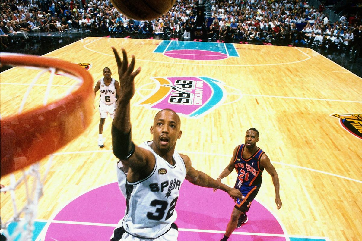 Sean Elliott  Miracle in the making - Pounding The Rock c0d5e5cca