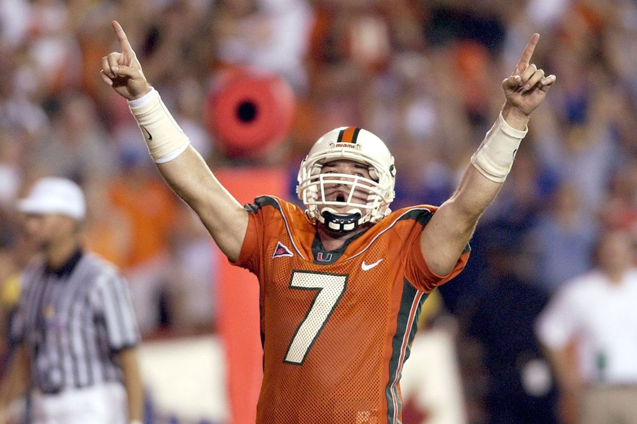 Canes-Gators: Miami's Top Performances in the Sunshine State's Oldest Rivalry