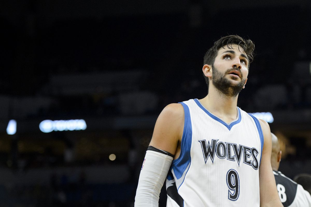 Ricky Rubio traded to Jazz