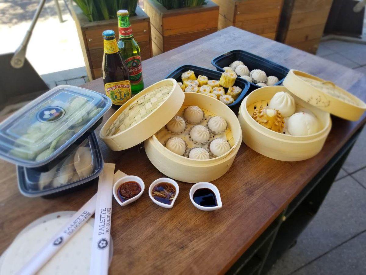 DIY dumplings from Palette
