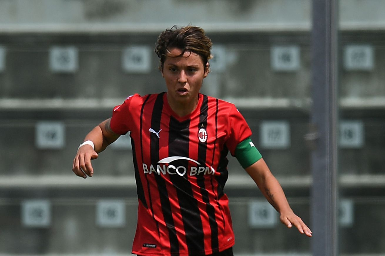 AC Milan Preparing Contract Renewal Offer For Women?s Captain and Top Scorer