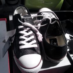 $49 perforated converse