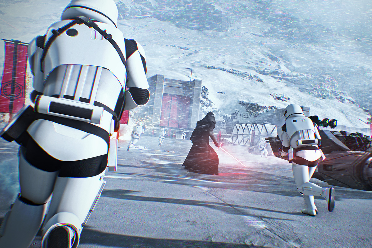 Star Wars Battlefront 2 Is Expanding Player Options With A New Class System