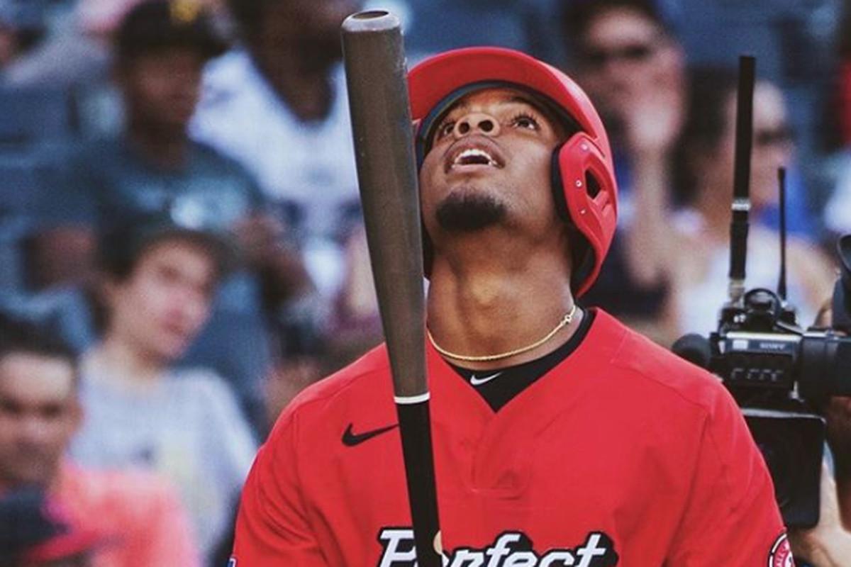 b20a2ed50 2019 MLB Draft Profile  Rece Hinds - Fish Stripes
