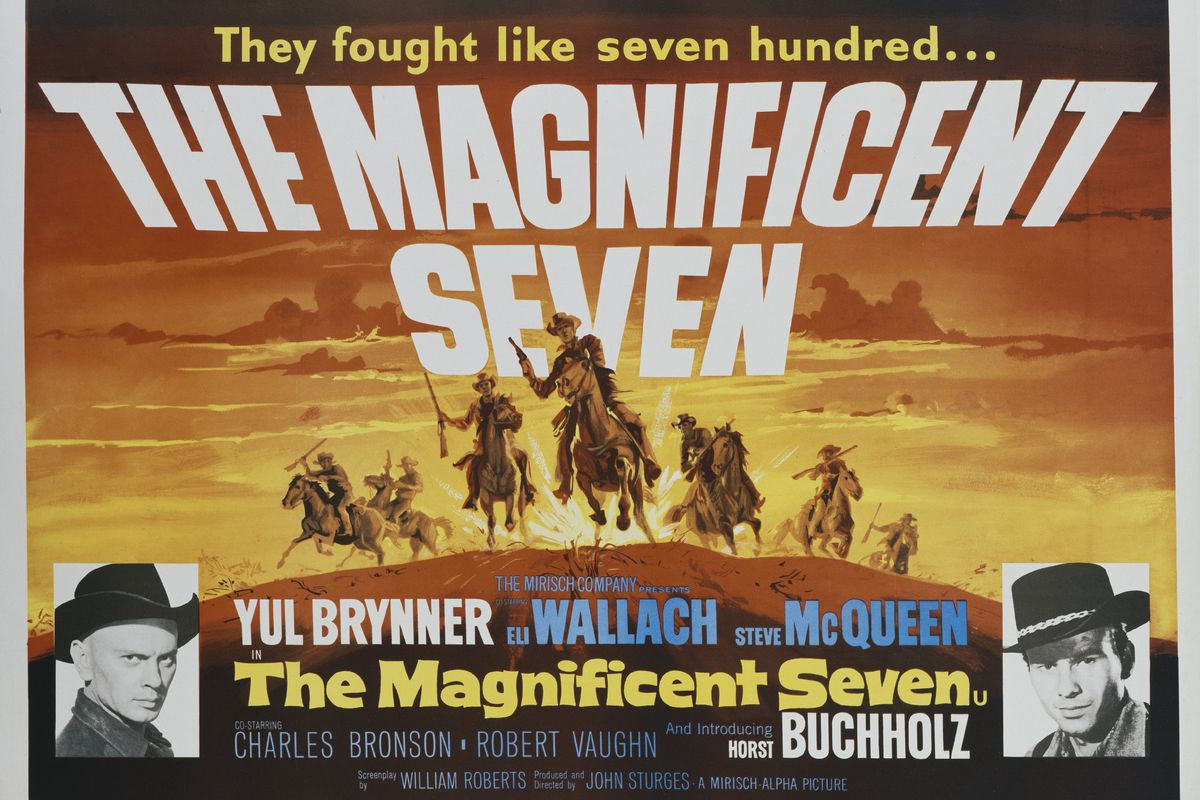 A Brief History Of The Magnificent Seven