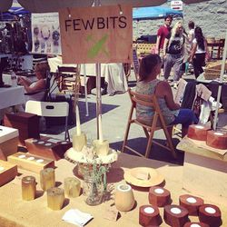 """We're head over heels for <a href=""""http://fewbits.tumblr.com/""""target=""""_blank"""">Few Bits</a>' creative wood-carved creations."""