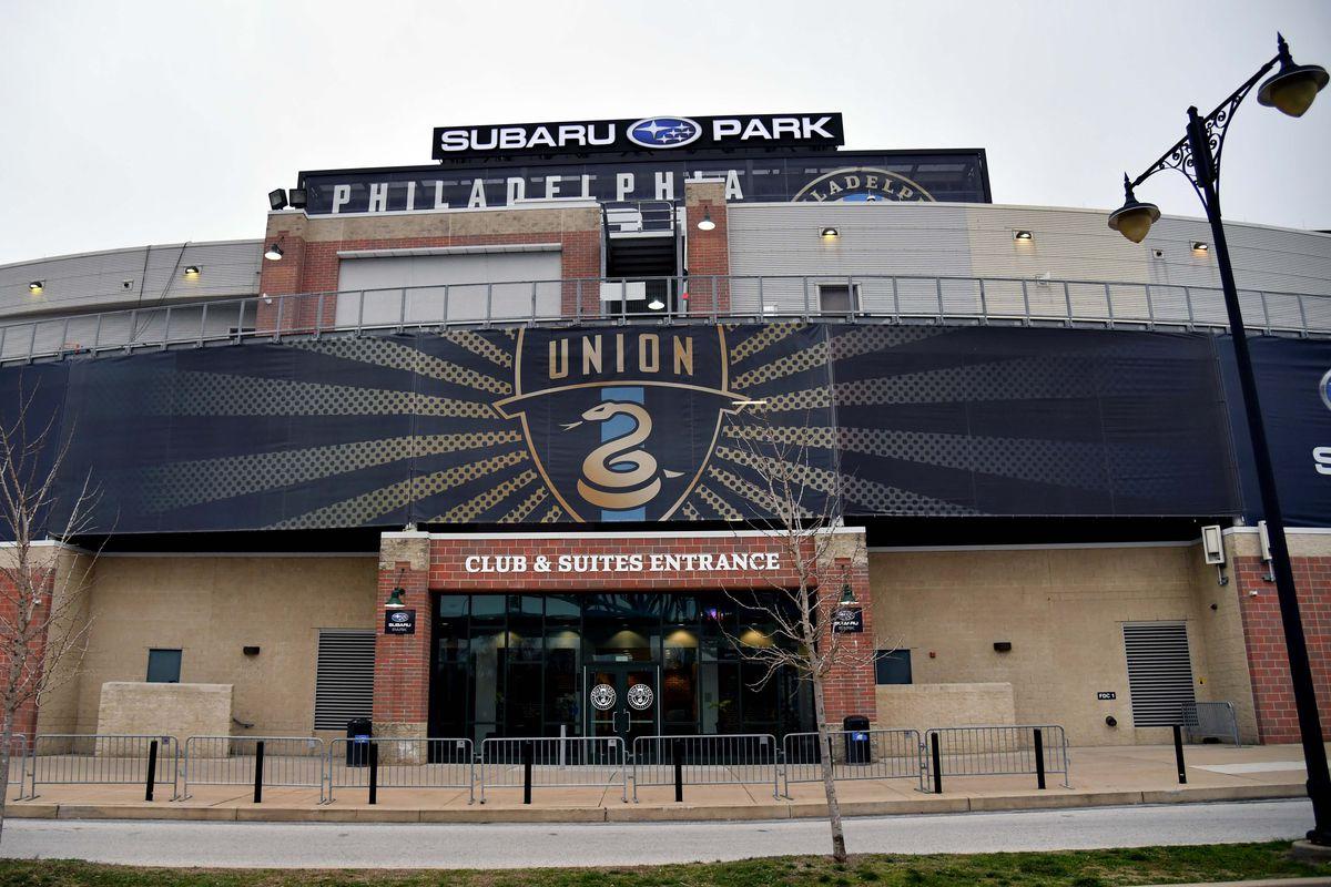 MLS: San Jose Earthquakes at Philadelphia Union