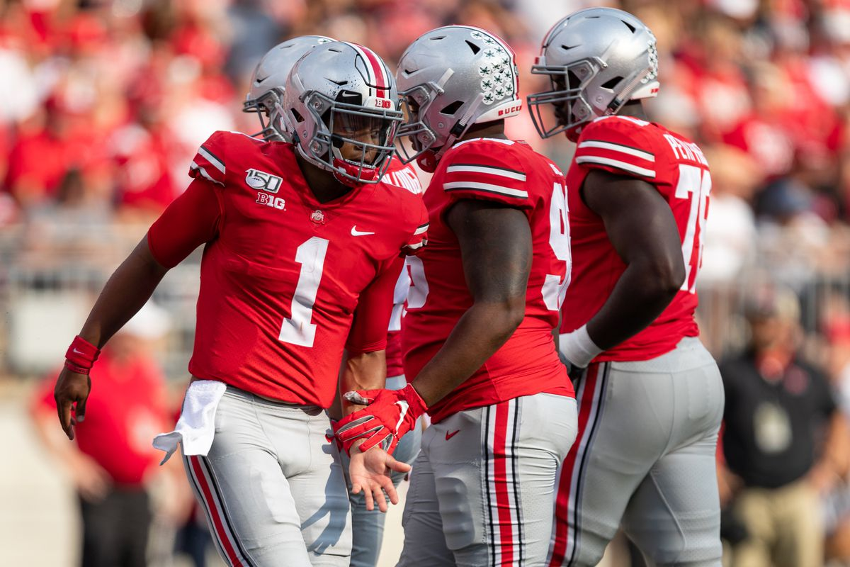 COLLEGE FOOTBALL: SEP 21 Miami OH at Ohio State