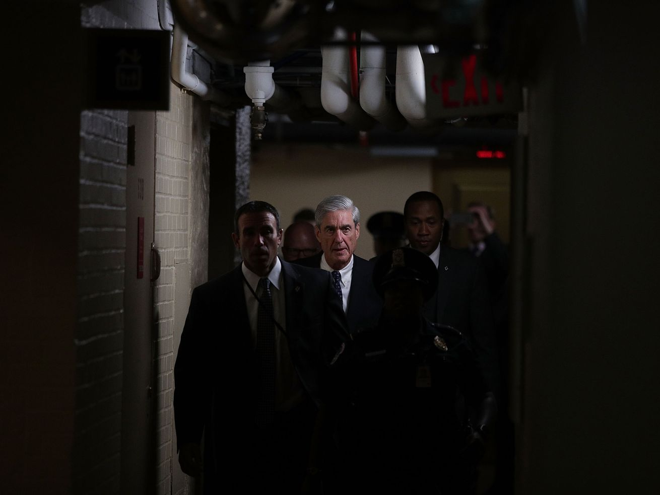The Mueller report's biggest mystery
