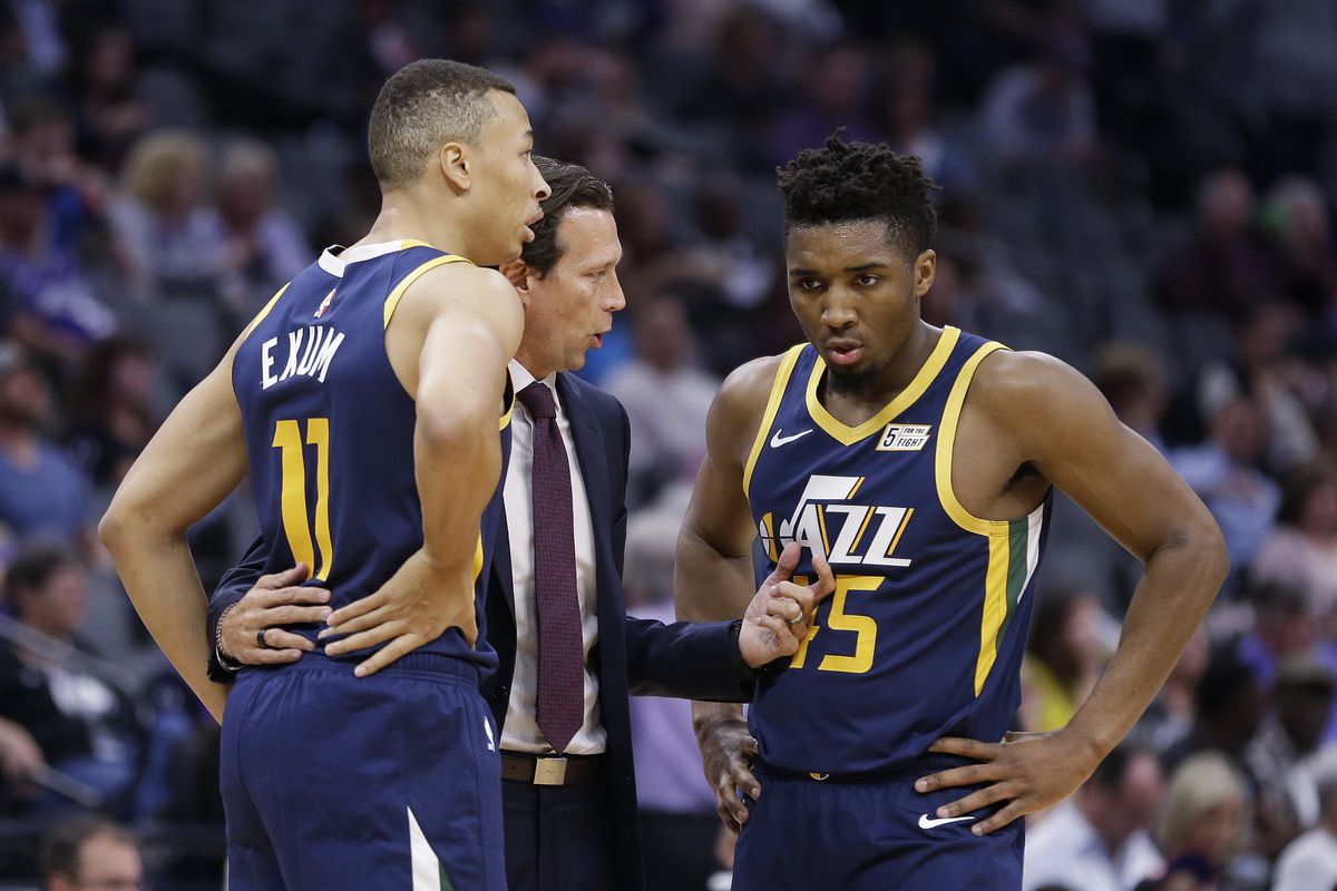 info for 980c8 09b79 Kevin Durant feels Utah Jazz's Donovan Mitchell faces more ...