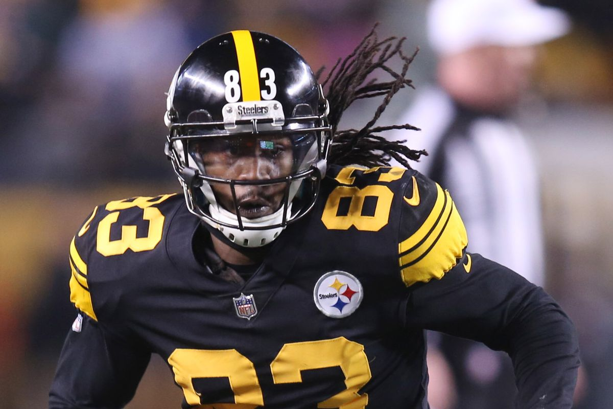 2b1763092 Steelers reportedly have re-signed WR Cobi Hamilton to one-year deal ...