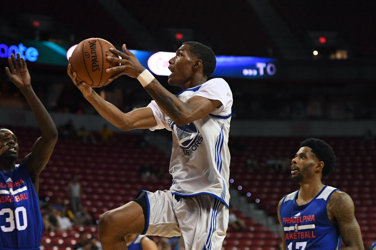 911140cea424eb Warriors Summer League  Patrick McCaw