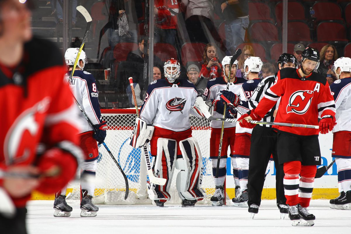 16136ba3214 New Jersey Devils Blew It in 3-5 Loss to Columbus Blue Jackets - All ...