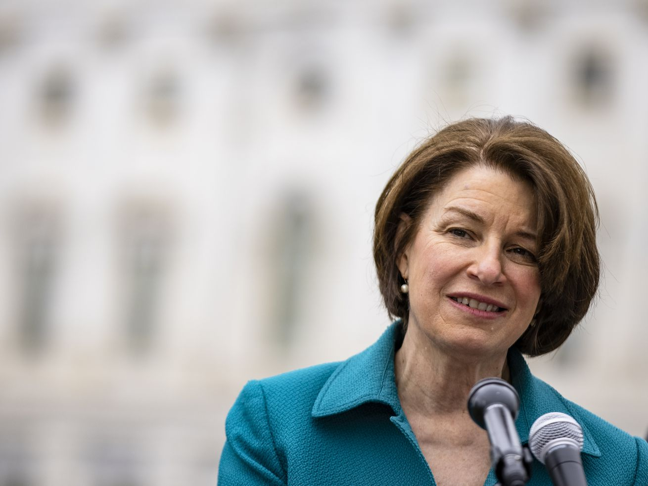 Amy Klobuchar takes aim at 12 vaccine misinformation influencers