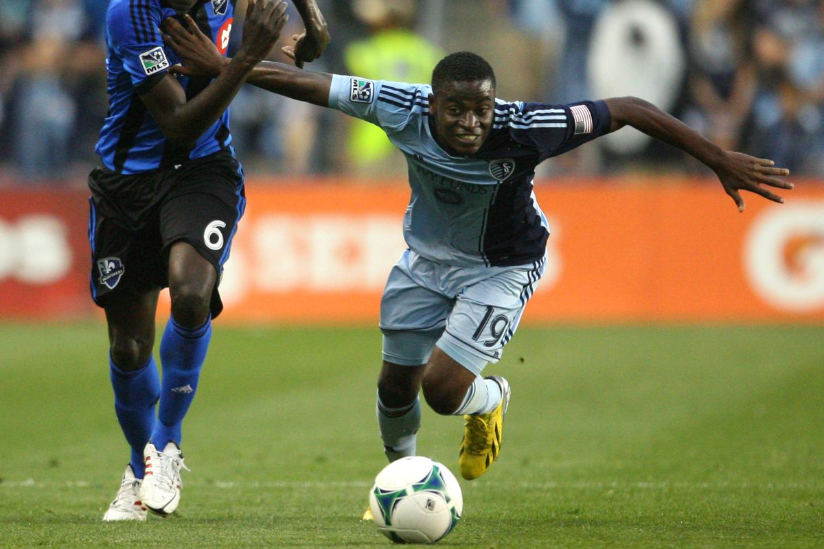 SKC could use Joseph as another option this year