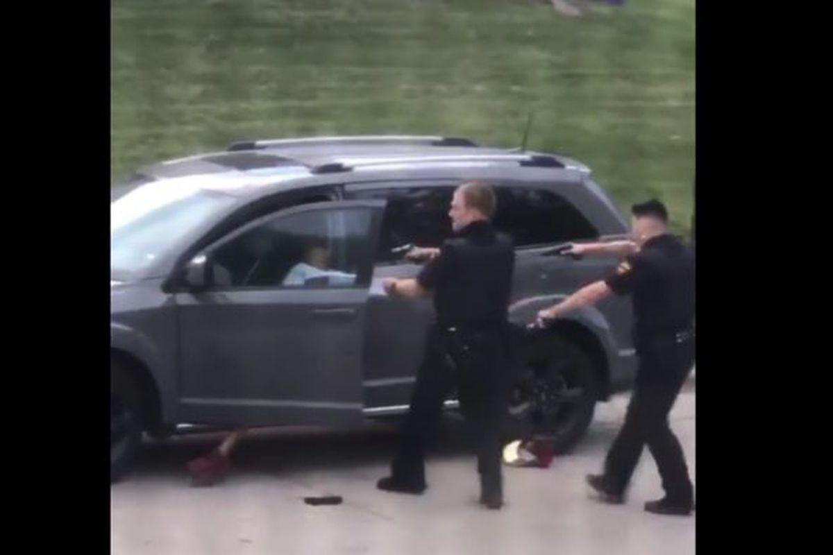 Kenosha shooting of Jacob Blake