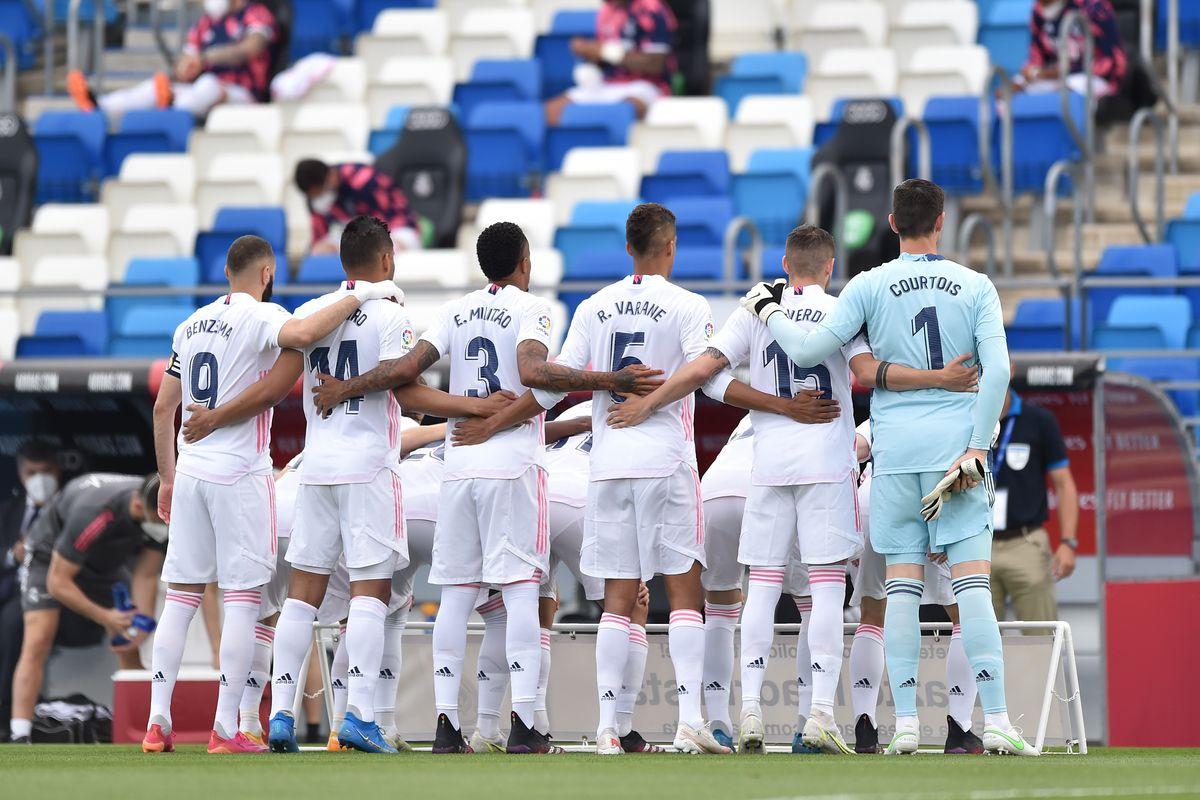Real Madrid v Villarreal CF - La Liga Santander