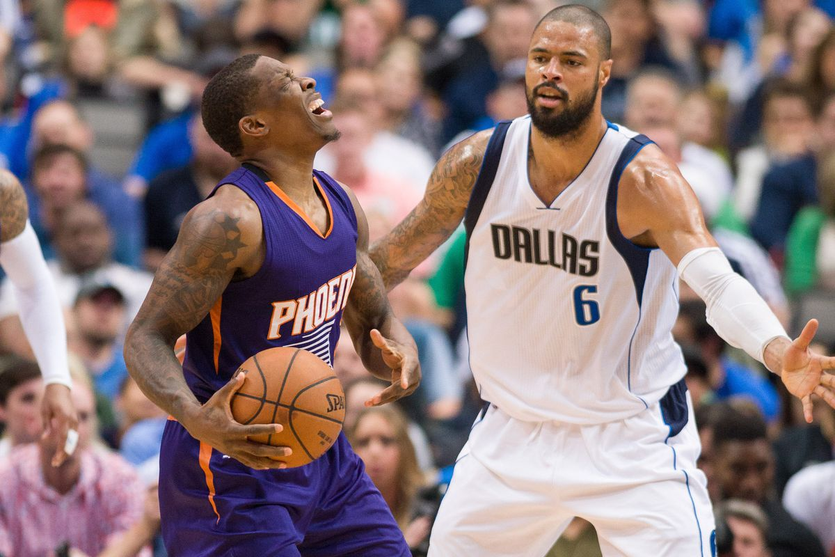 Eric Bledsoe and Tyson Chandler