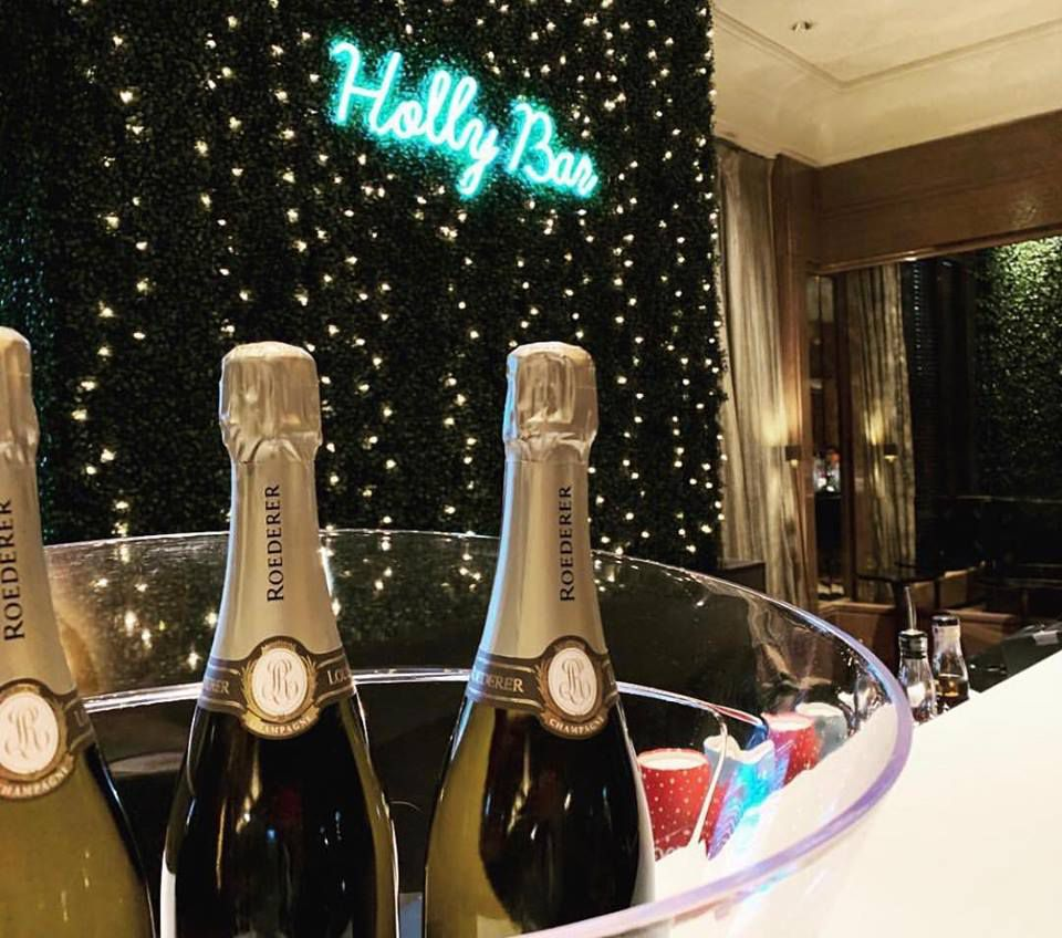 The Holly Bar at the Four Seasons