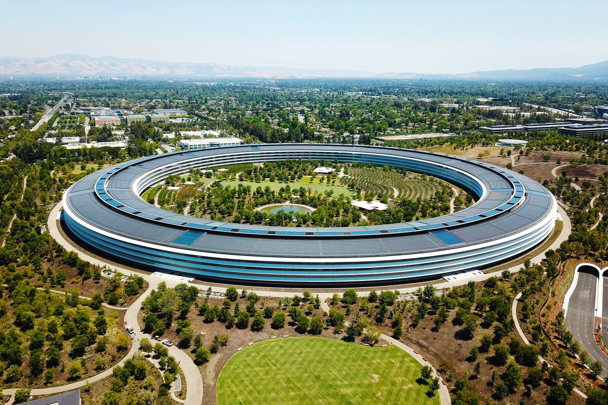 The Last Park Designed By Landscape >> Apple Park Was Jony Ive S Last And Most Lasting Great Design For
