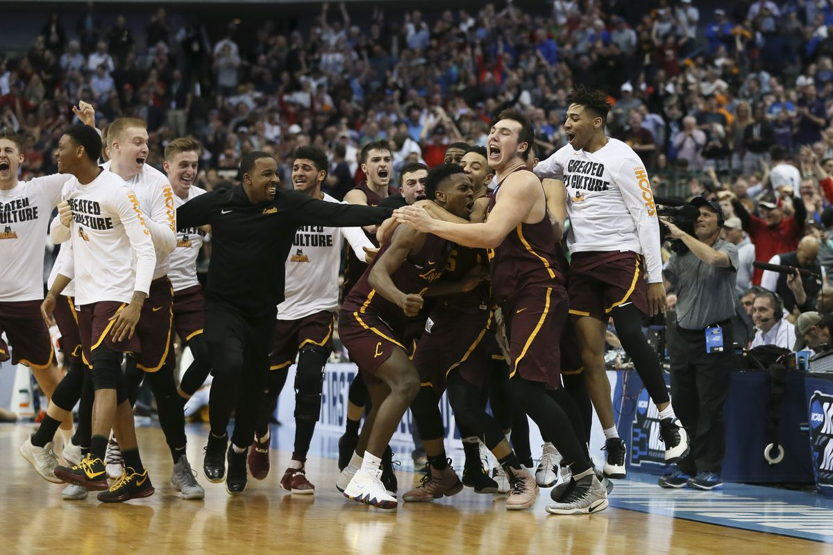Loyola-Chicago savoring sweet NCAAs after grassroots rebuild