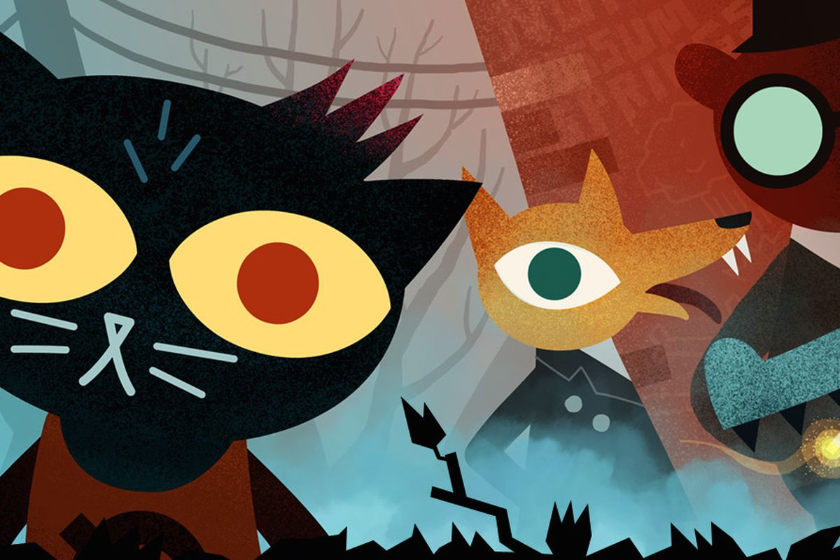 Screenshot of the indie game Night in the Woods by Infinite Ammo