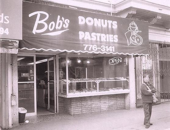 Bob's Donuts.