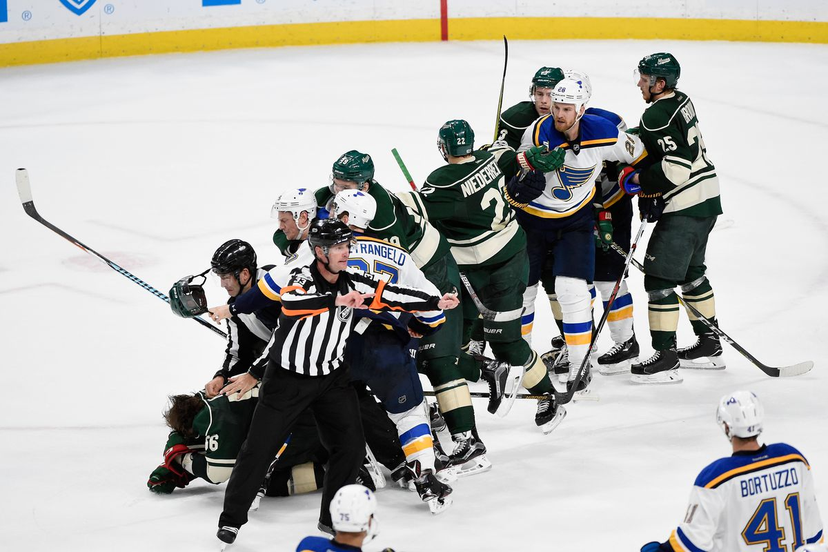 NHL playoff scores 2017: Hockey comes unhinged as tensions ...